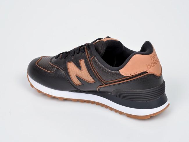 Pantofi sport NEW BALANCE negri, WL574