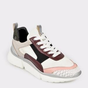 Pantofi Sport Gryxx Multicolori, Mo80, Din Piele Ecologica