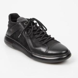 Pantofi GRYXX negri, K03A136, din piele naturala