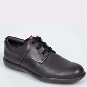 Pantofi CAMPER negri, 18637, din piele naturala