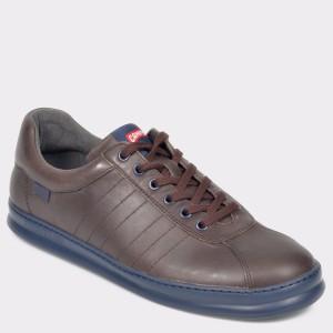 Pantofi CAMPER maro, K100227, din piele naturala