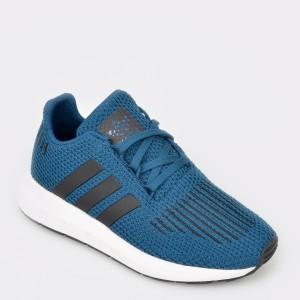 Pantofi sport pentru copii ADIDAS bleumarin, Cg6925, din material textil