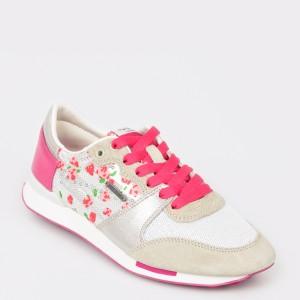 Pantofi sport PEPE JEANS gri, Ls30860, din piele ecologica