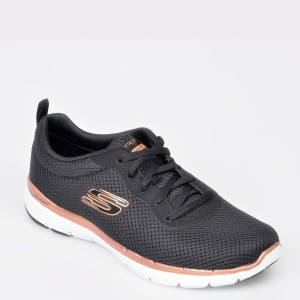 Pantofi Sport Skechers Negri, 13070, Din Material Textil