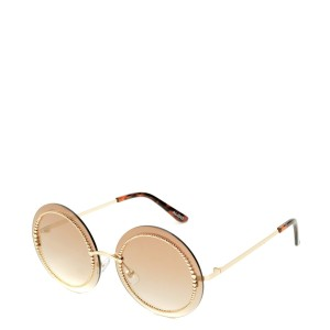 Ochelari de soare ALDO aurii, Kalara710, din PVC