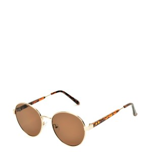 Ochelari de soare ALDO aurii, Parade710, din PVC