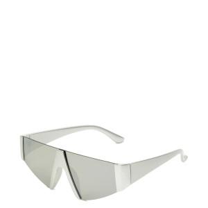 Ochelari de soare EPICA argintii, 508276B, din PVC