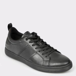 Pantofi sport ALDO negri, Olardon, din piele ecologica