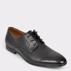 Pantofi ALDO negri, Bansang, din piele naturala