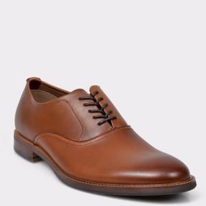 Pantofi ALDO maro, 12652014, din piele naturala