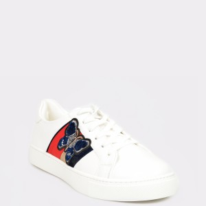 Pantofi sport ALDO albi, Larerisa, din piele ecologica