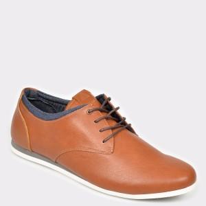 Pantofi ALDO maro, Aauwen-r din piele ecologica