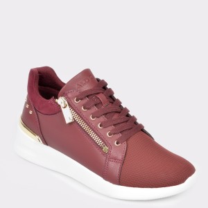 Pantofi sport ALDO visinii, Wieclya, din piele ecologica - od9s23111d12652269 diagonala simpla fundal gri - Pantofi sport ALDO visinii, Wieclya, din piele ecologica