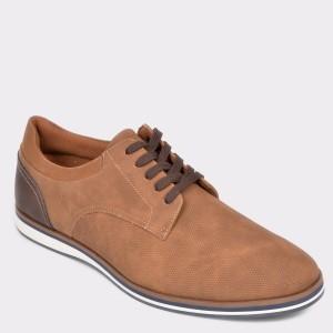Pantofi ALDO maro, Cycia, din piele ecologica