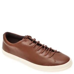 Pantofi CAMPER maro, K100373, din piele naturala