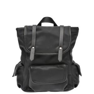 Rucsac CALL IT SPRING negru, LION001, din material textil