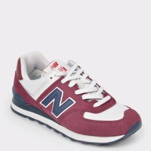 Pantofi sport NEW BALANCE visinii, Ml574, din material textil