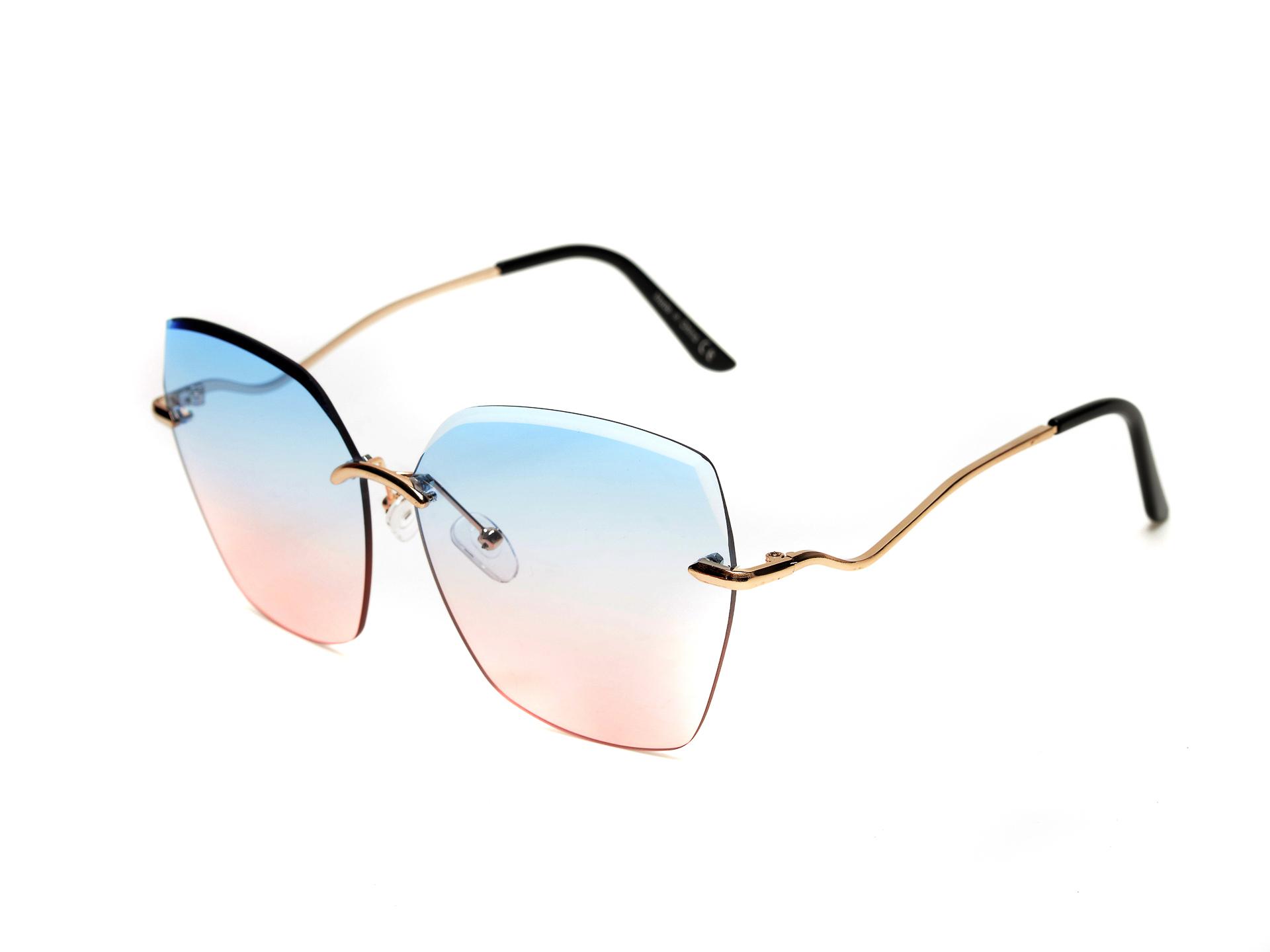Ochelari de soare ALDO aurii, Istada710, din PVC imagine