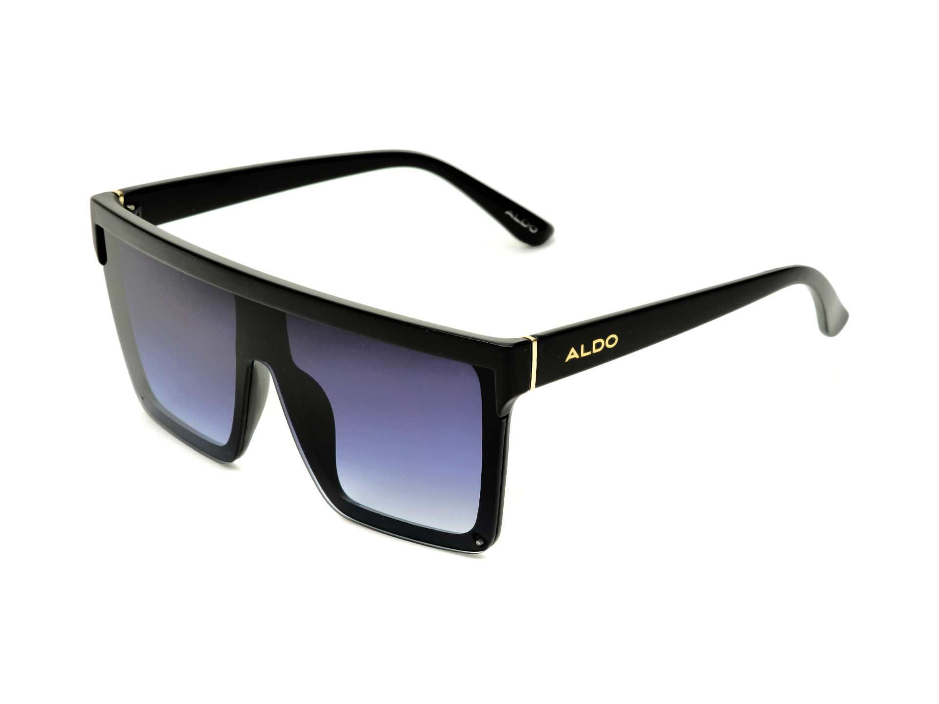 Ochelari de soare ALDO negri, Maronite001, din PVC imagine