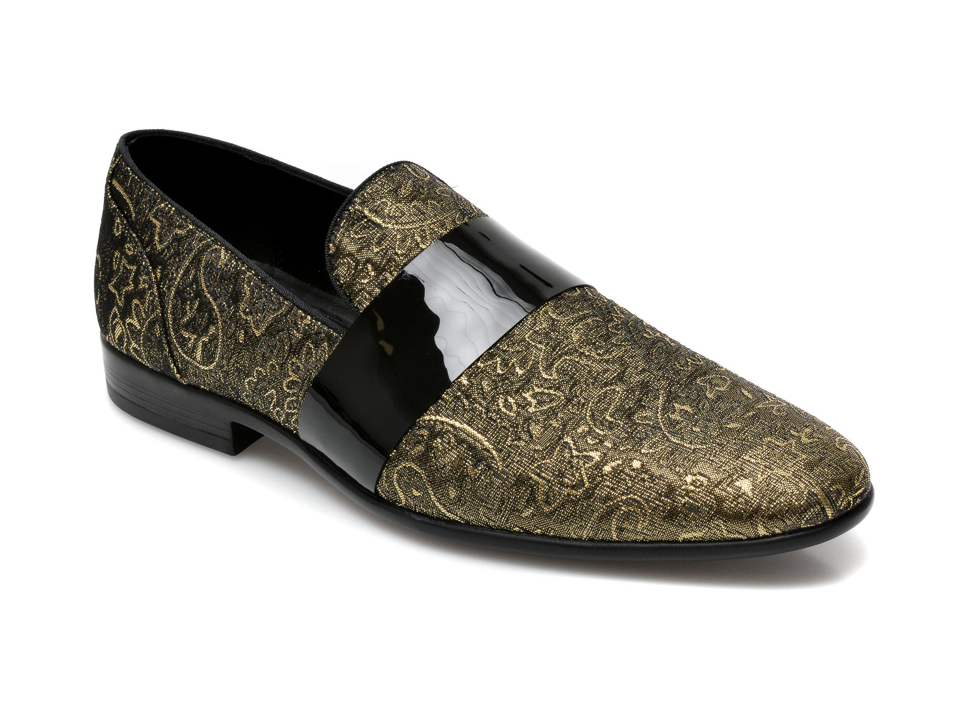 Pantofi Aldo Negri, Asaria001, Din Material Textil