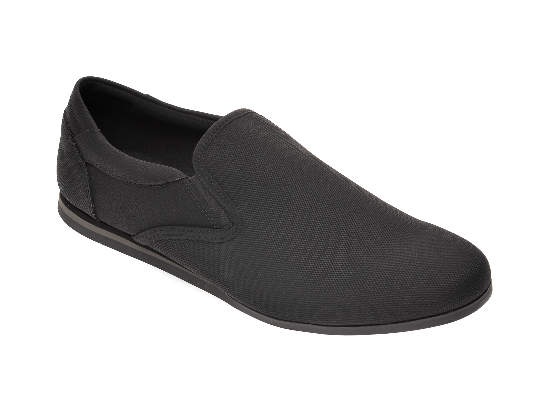 Pantofi ALDO negri, Brezo008, din piele ecologica imagine
