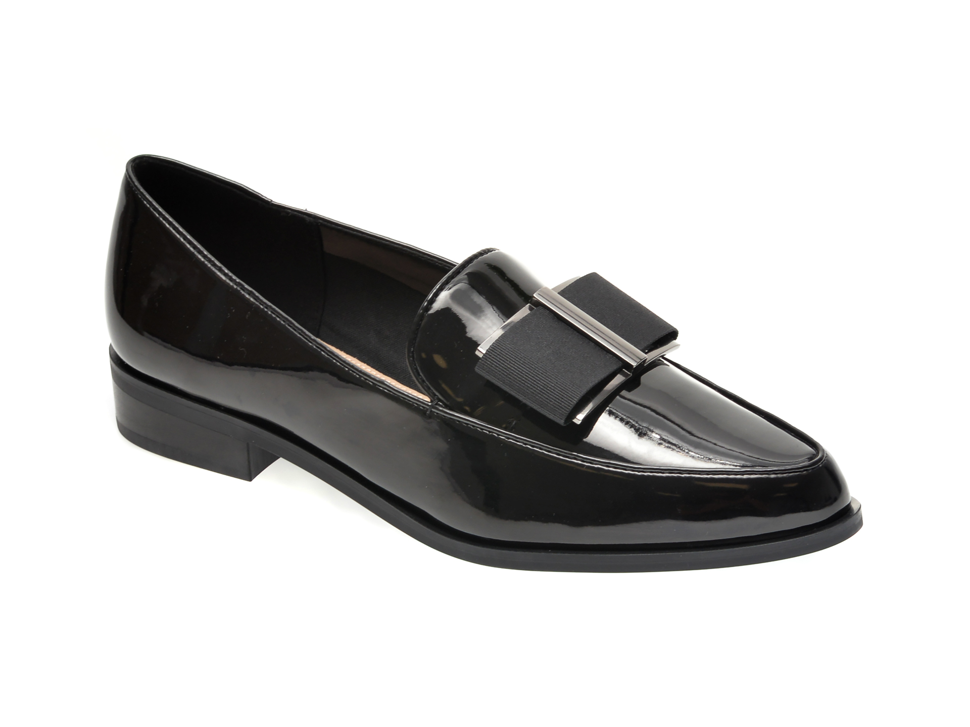 Pantofi ALDO negri, Colette009, din piele ecologica imagine