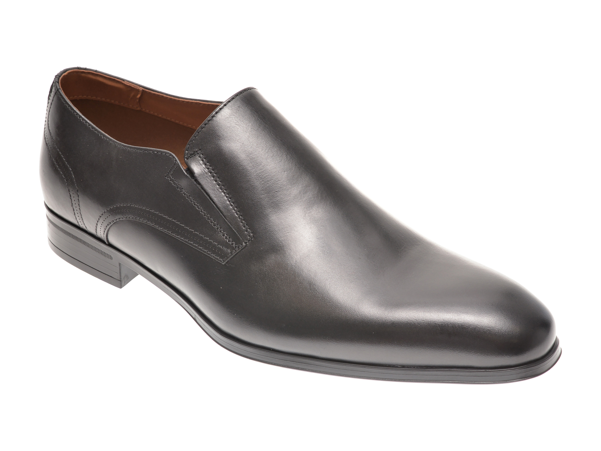 Pantofi ALDO negri, Hyogo001, din piele naturala imagine