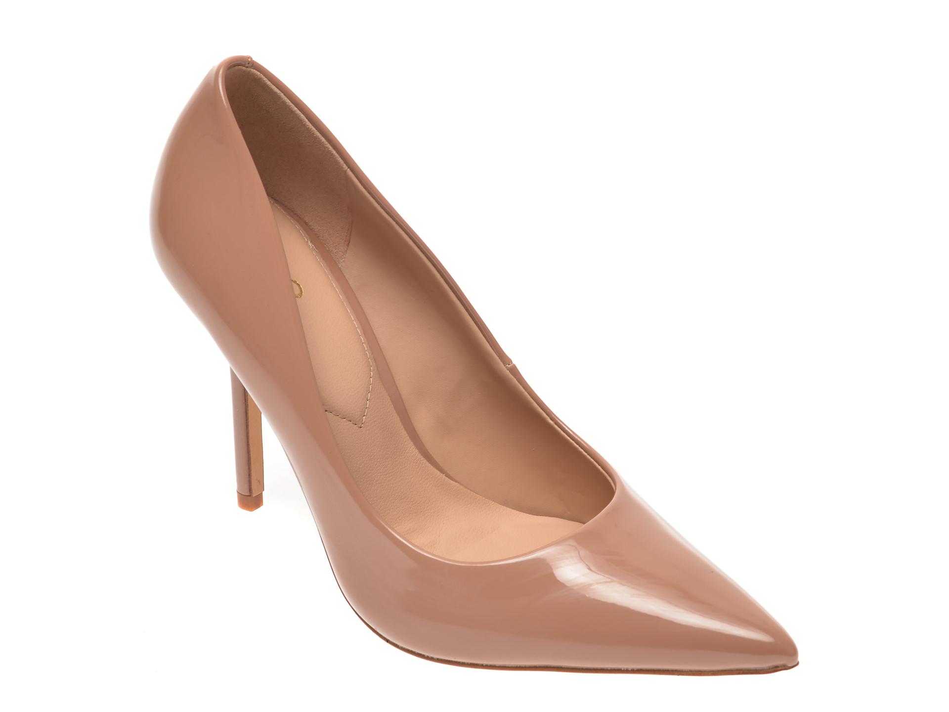 Pantofi ALDO nude, Sophy270, din piele ecologica imagine
