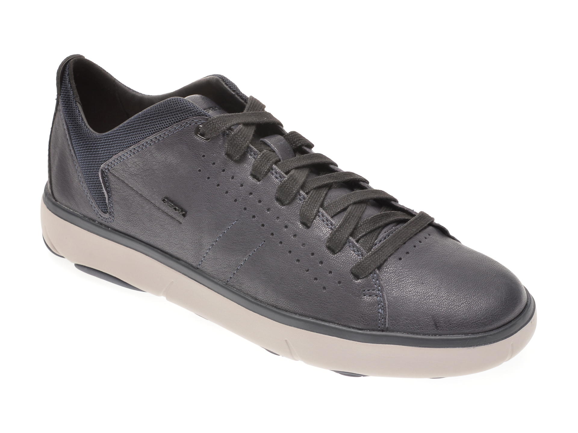 Pantofi GEOX bleumarin, U948FA, din piele naturala