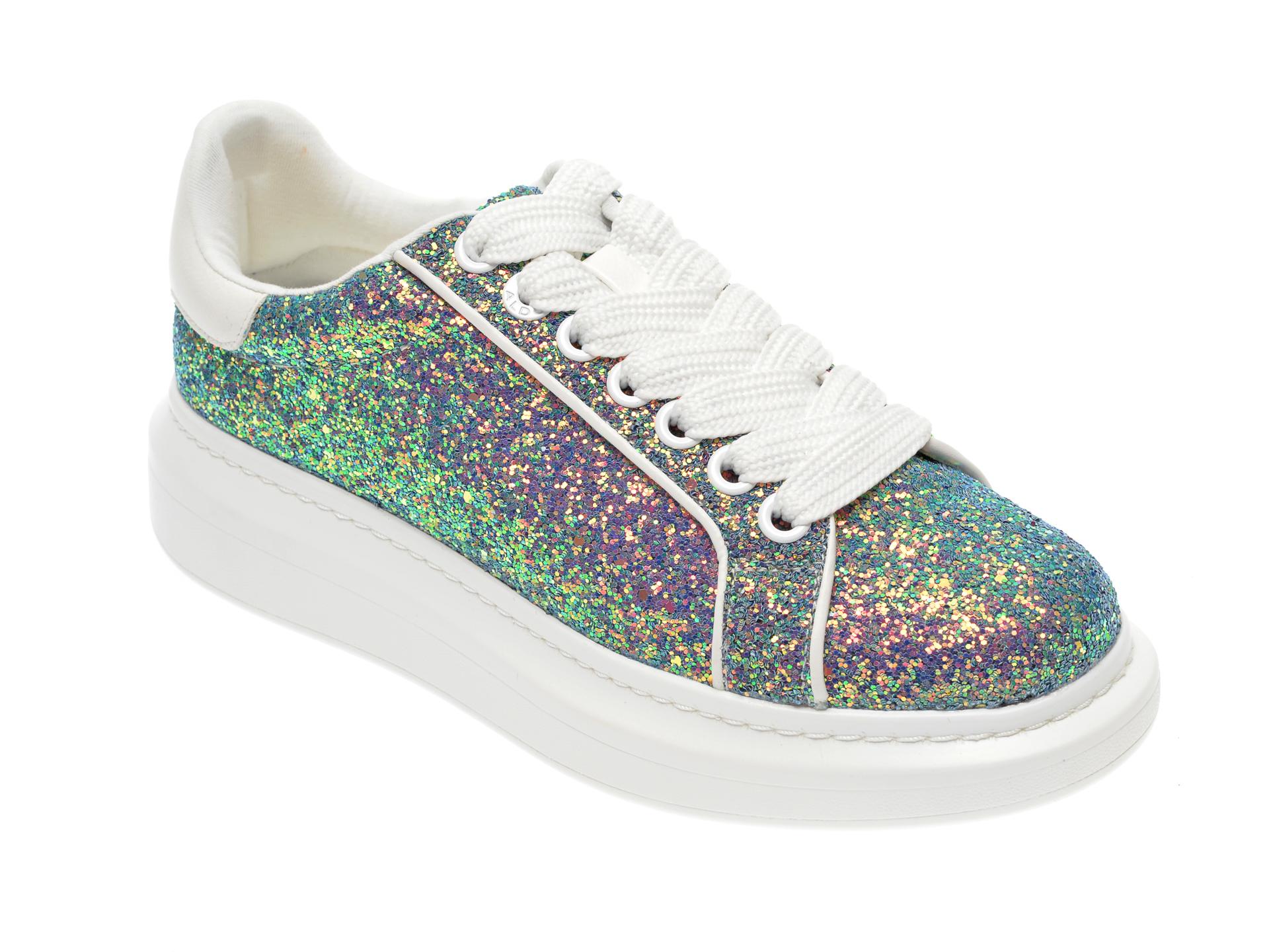 Pantofi sport ALDO multicolori, Radiant960, din piele ecologica imagine