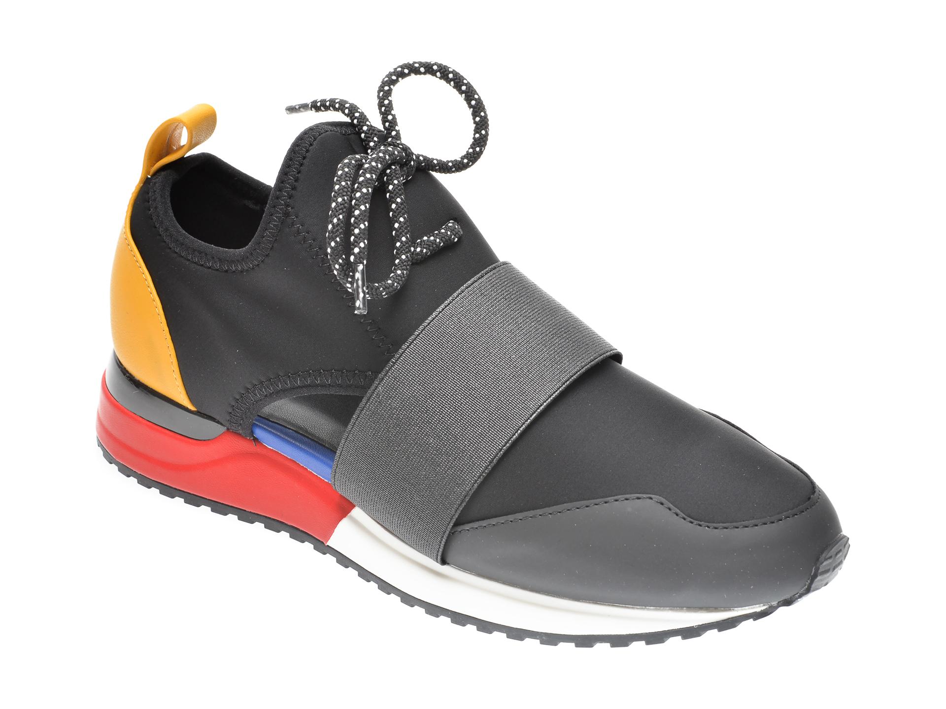 Pantofi Sport Aldo Negri, Dwiedia007, Din Material Textil