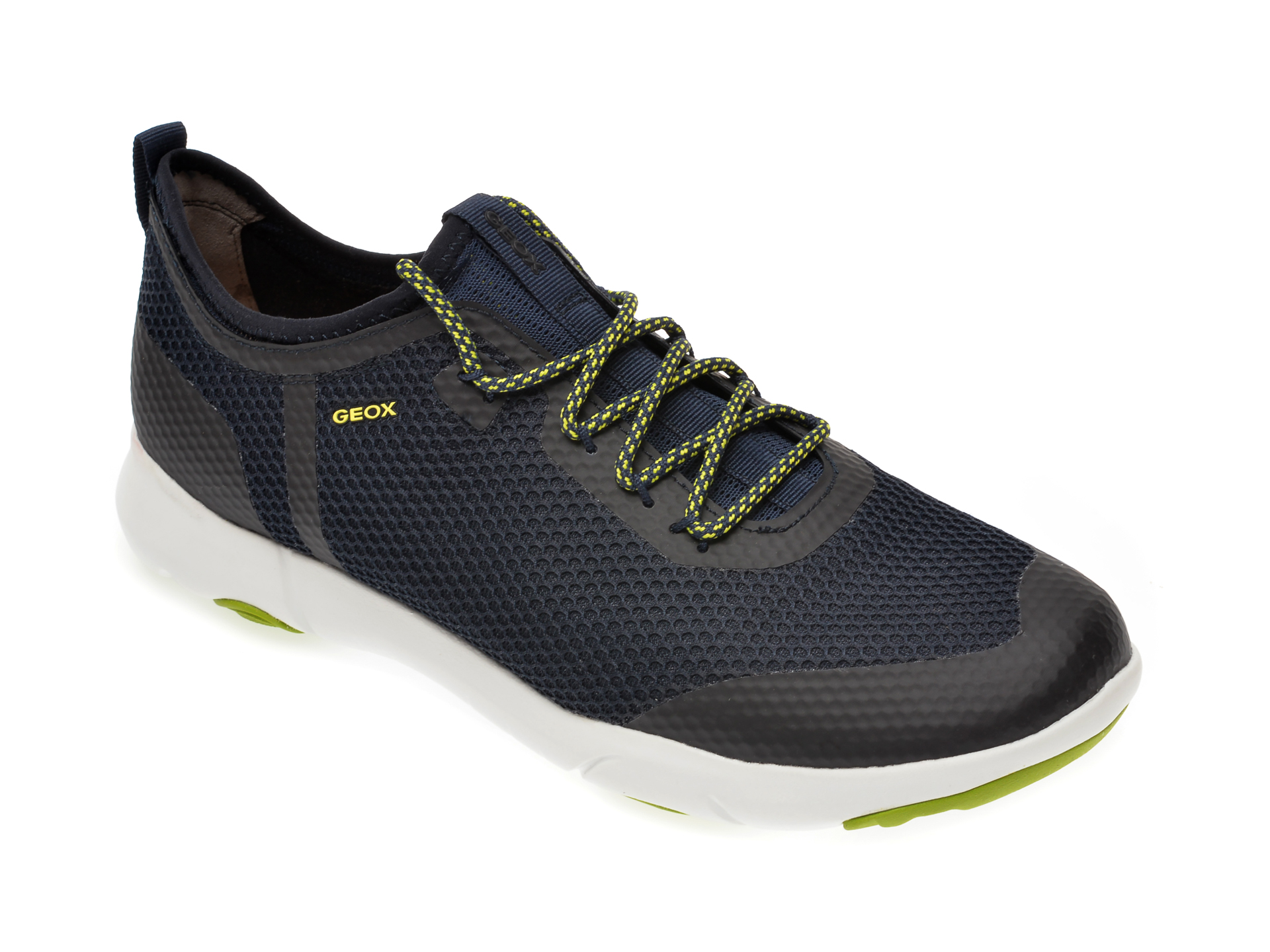 Pantofi sport GEOX bleumarin, U826BA, din material textil