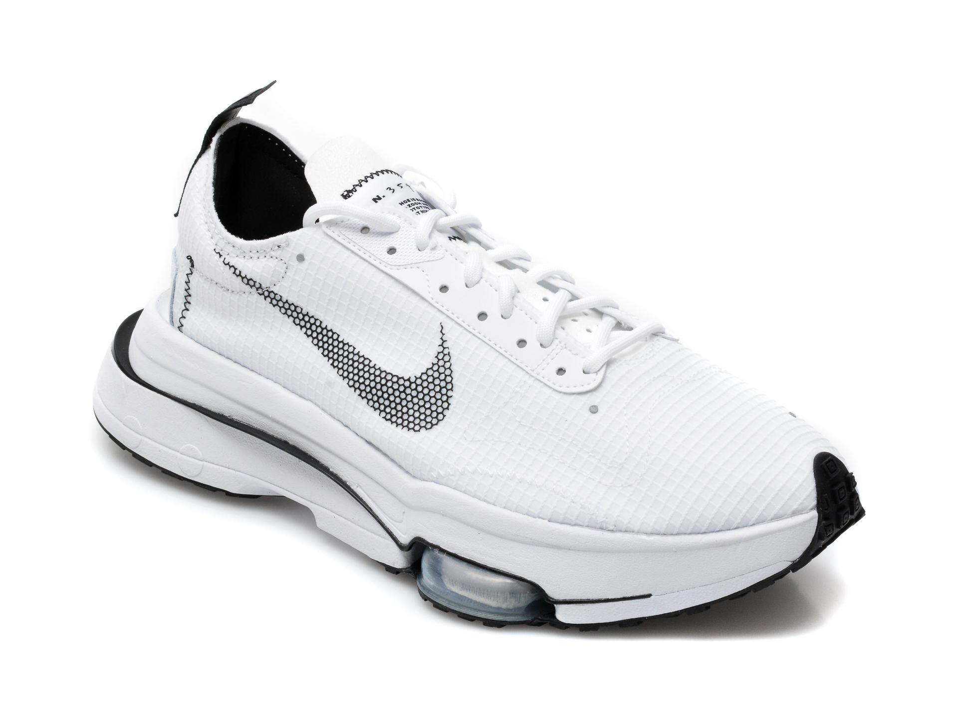 Pantofi sport NIKE albi, Nike Air Zoom-Type Se, din material textil