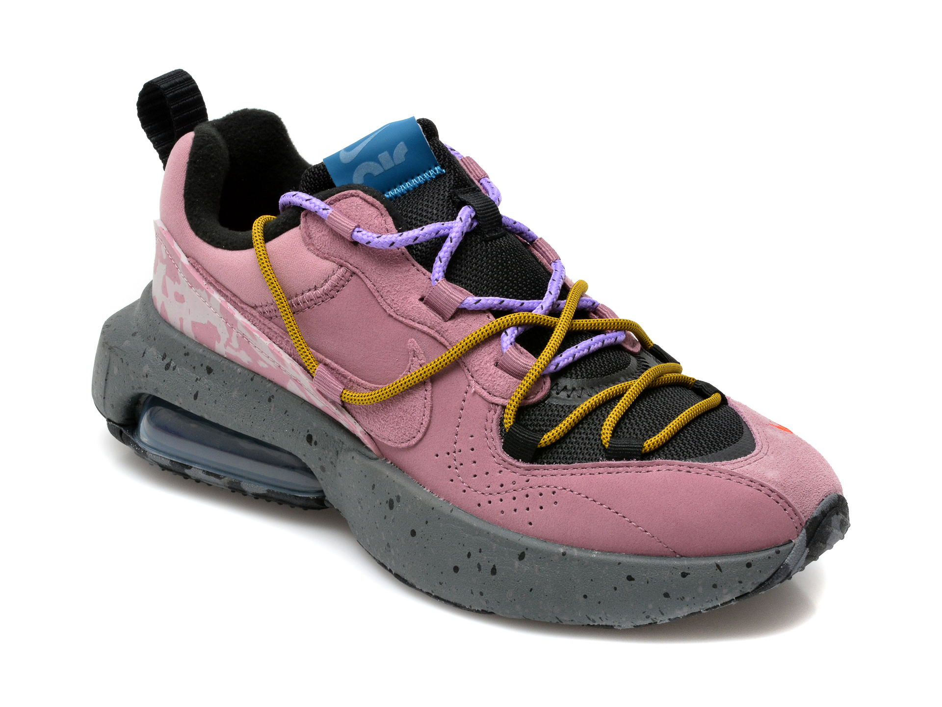 Pantofi sport NIKE mov, W Air Max Viva, din piele naturala si material textil