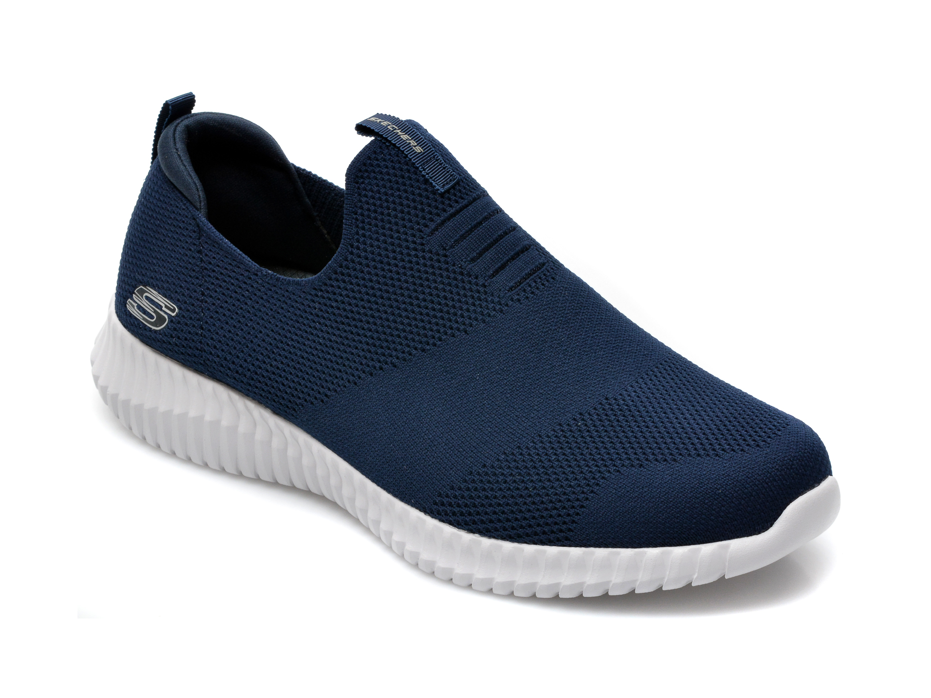 Pantofi Sport Skechers Bleumarin, Elite Flex Wasik, Din Material Textil