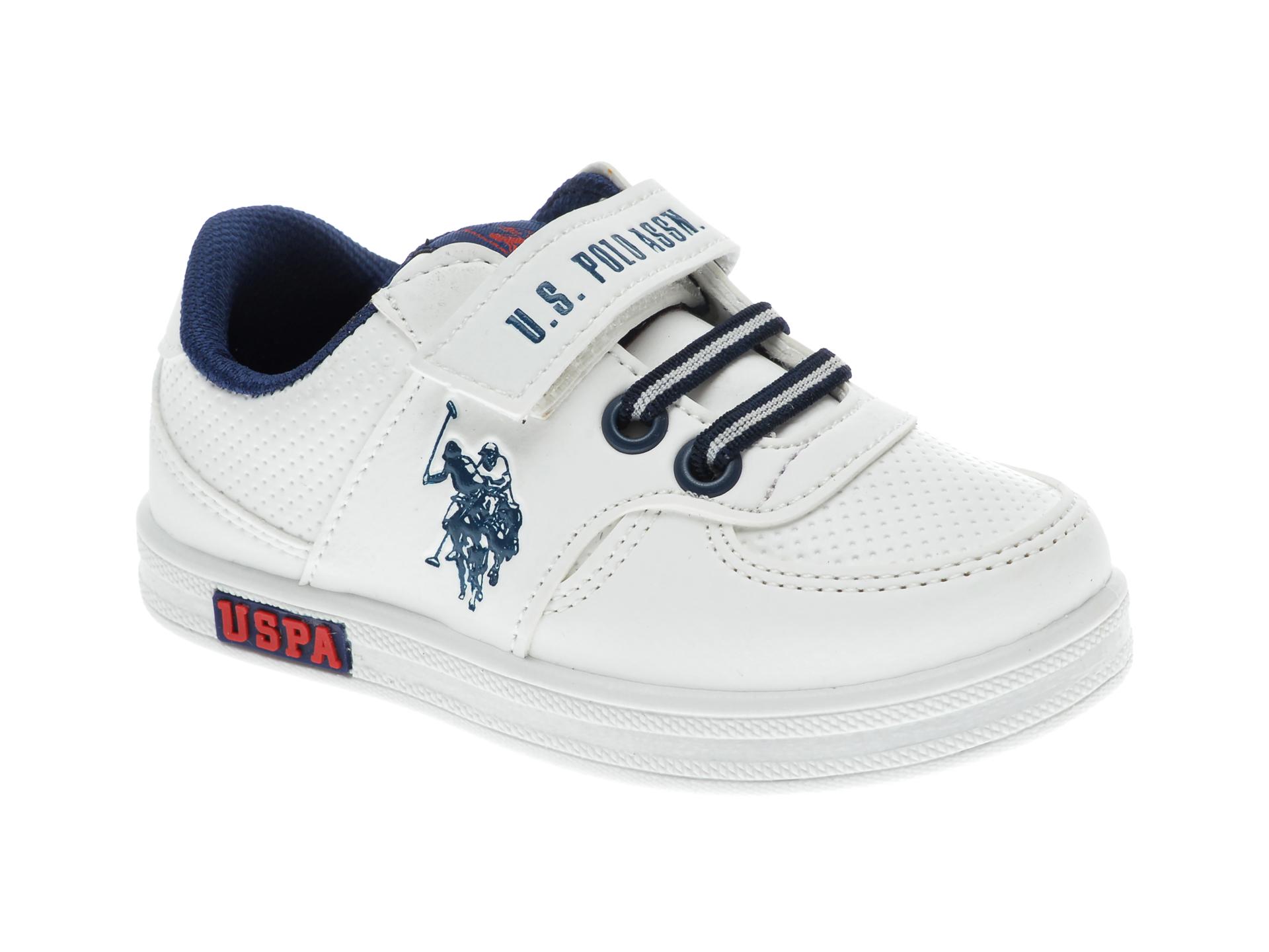 Pantofi Sport Us Polo Assn Albi, 241648, Din Piele Ecologica