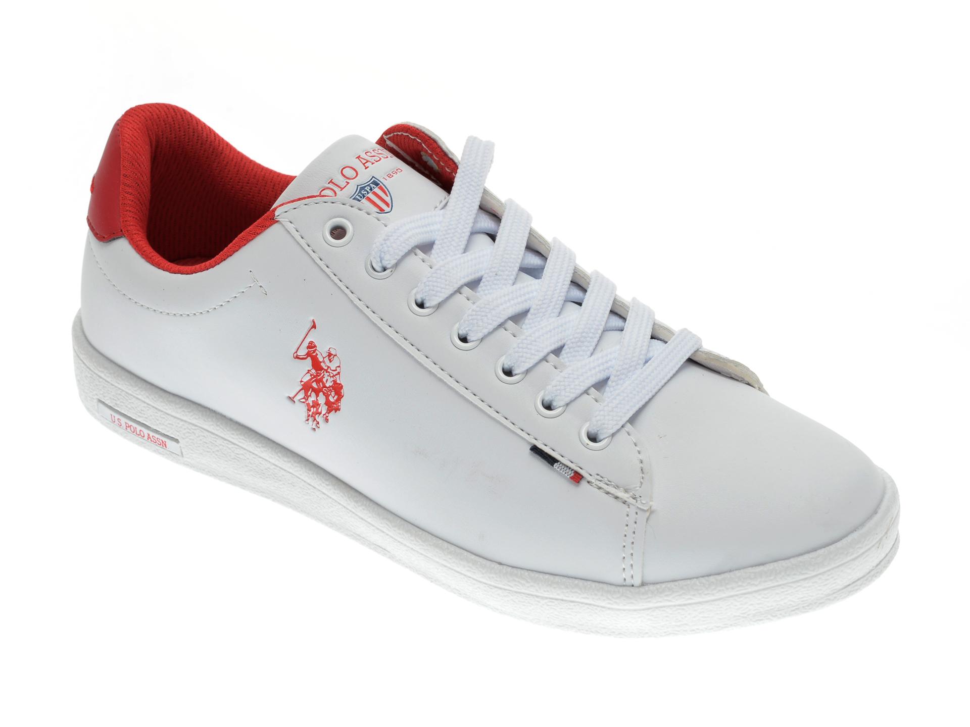 Pantofi Sport Us Polo Assn Albi, 327264, Din Piele Ecologica