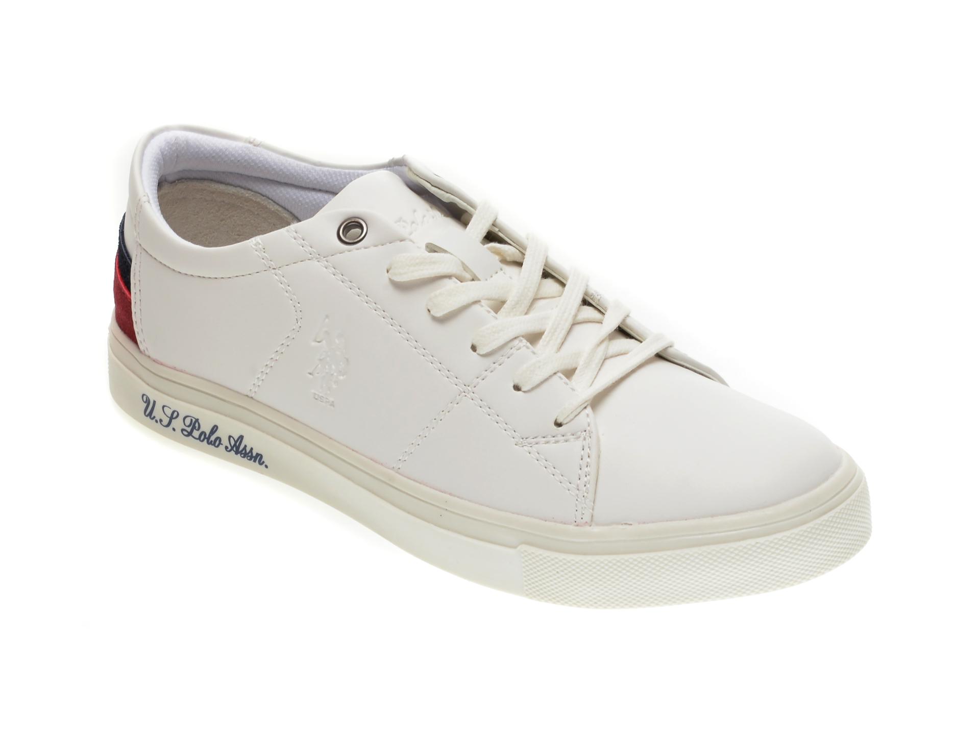 Pantofi Sport Us Polo Assn Albi, 422445, Din Piele Ecologica