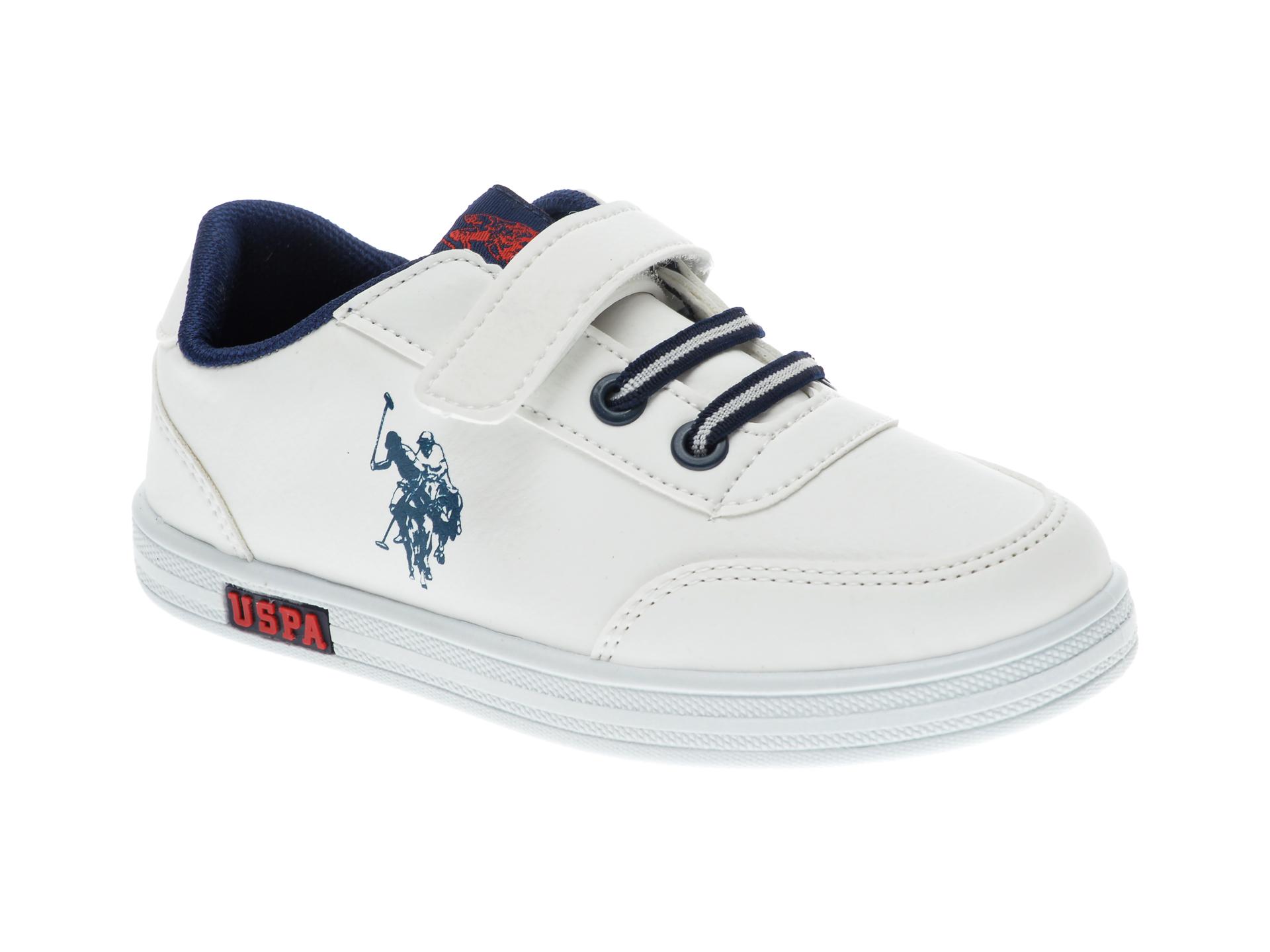 Pantofi Sport Us Polo Assn Albi, 429454, Din Piele Ecologica