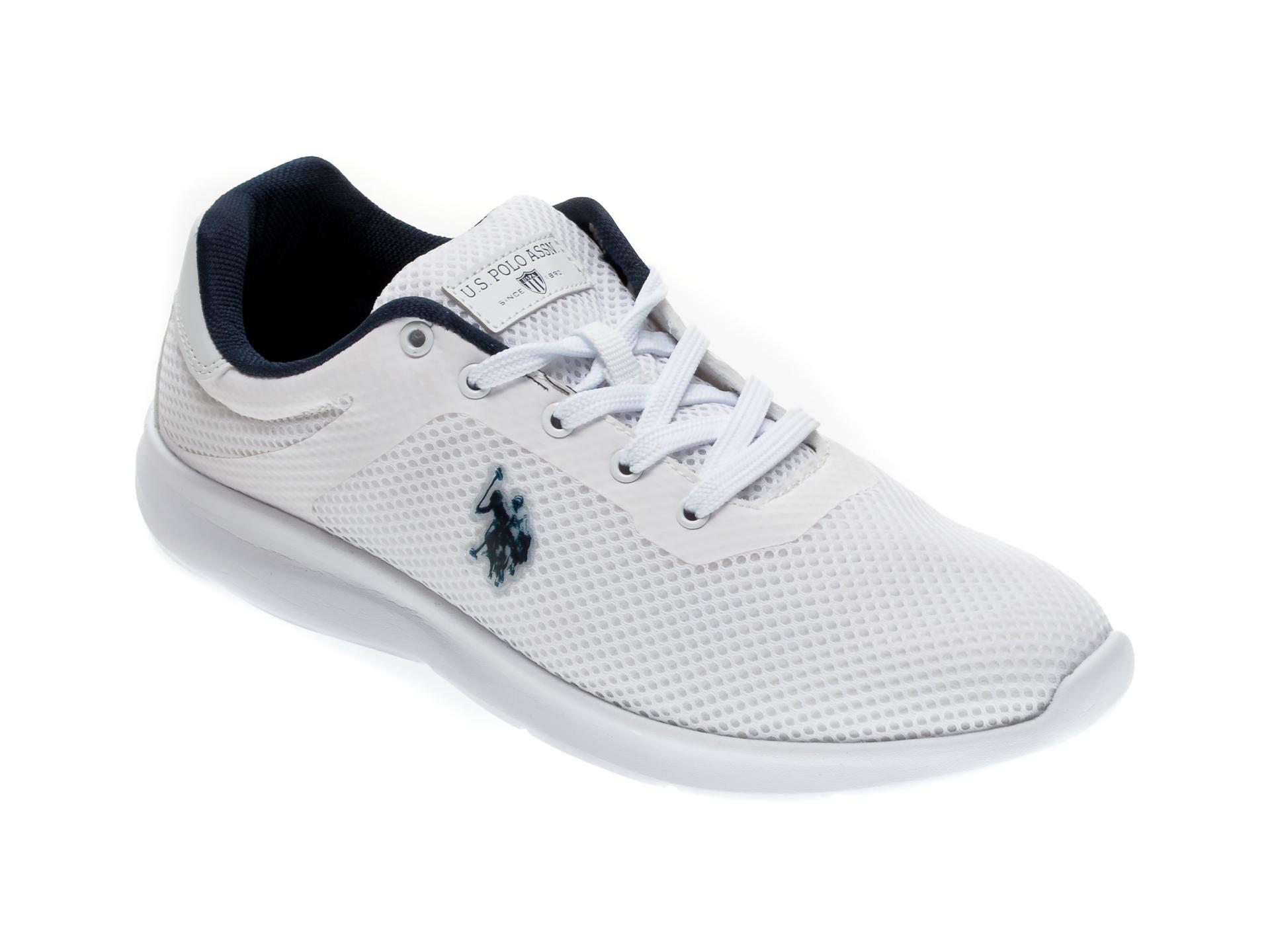 Pantofi Sport Us Polo Assn Albi, 489494, Din Piele Ecologica