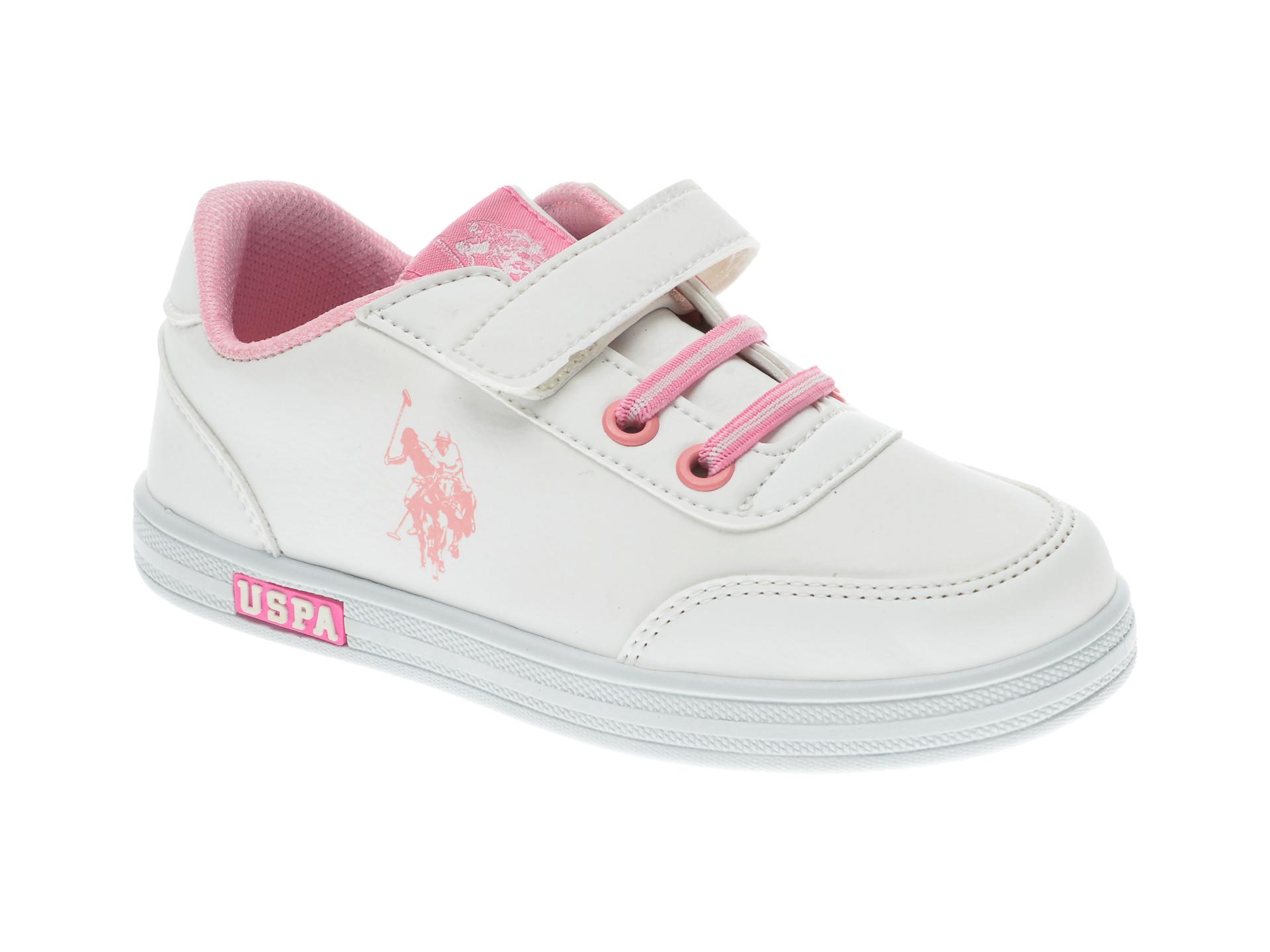 Pantofi Sport Us Polo Assn Albi, 567969, Din Piele Ecologica