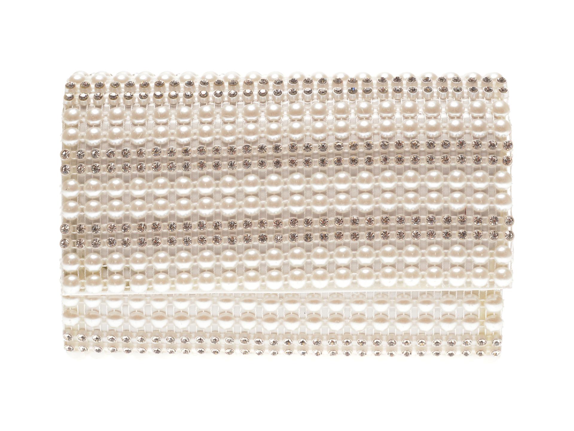 Poseta Plic Aldo Alb, Dussollier040, Din Material Textil