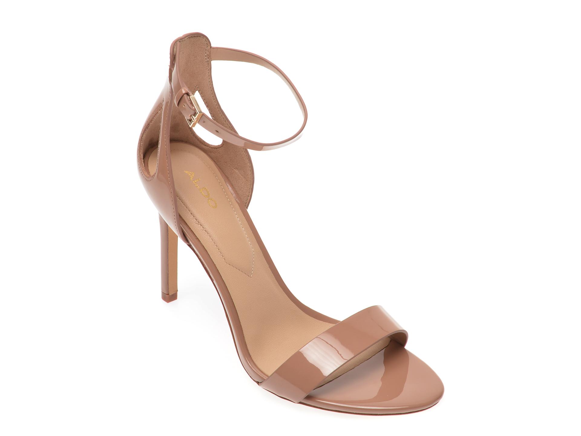 Sandale ALDO nude, Violla270, din piele ecologica imagine
