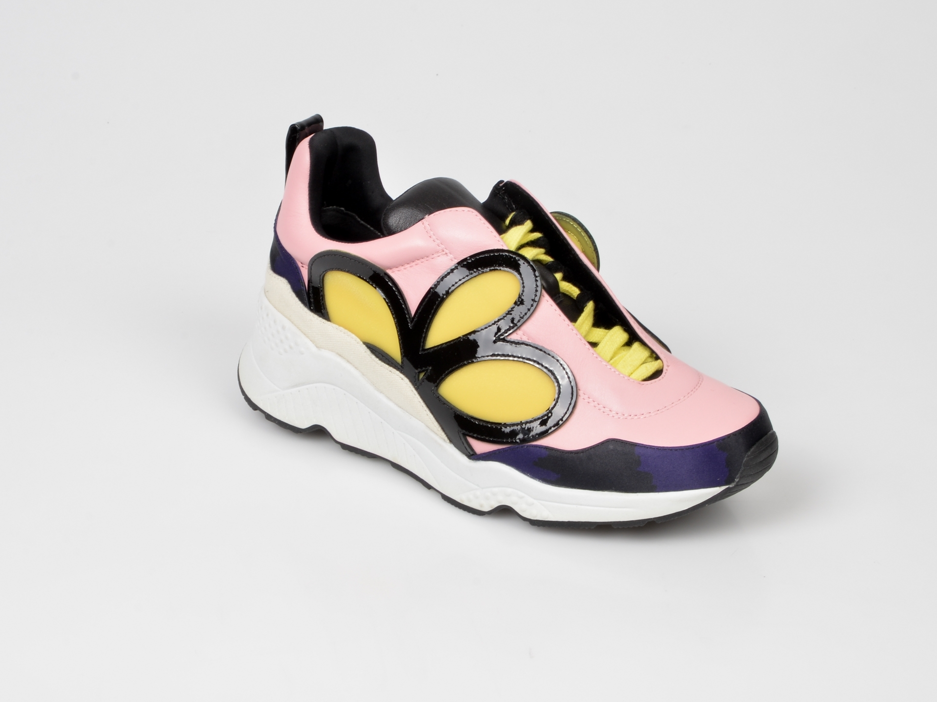 Pantofi sport KAT MACONIE FOR EPICA roz, din piele ecologica